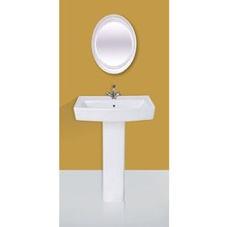 Imported And Indian Ceramic Wash Basin, For Bathroom