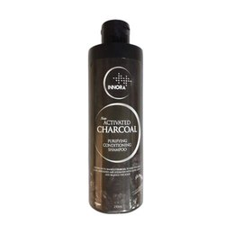 250 ML Activated Charcoal Purifying Conditioning Shampoo, Innora