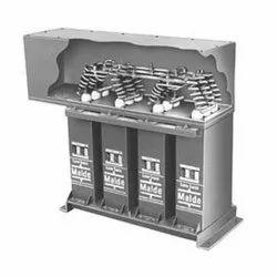 Oil Filled Gas-Impregnated MALDE 10 KVAR Capacitor