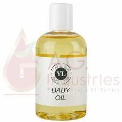 液体婴儿发油,包装类型:奶瓶