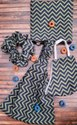 Girls Clothing Set (Face Mask, Headband, Coin Pouch, Scrunchies)