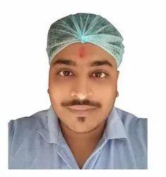 kausta Non Woven Surgical Caps