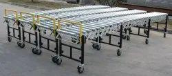 RADHEIoT Motorized Roller Expandable Conveyor