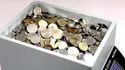 Multi-Pocket Token Cum Coin Counter