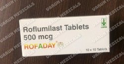 Rofaday (Roflumilast) 500 mcg  Tablets