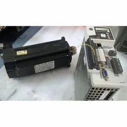 Magnetic Servo Motor Repairing Service, Ahmedabad