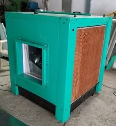 Automatic Galvanized Iron Evaporative Air Cooling Unit, For Commercial, Funhall, Capacity: 25000 CFM