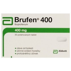 Ibuprofenum Tablets