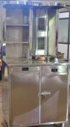 Vapa Burner Shawarma Machine