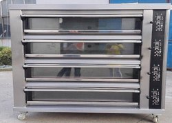 Electric Oven For Bakery