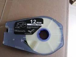 12mm Canon Label Tape Cassette