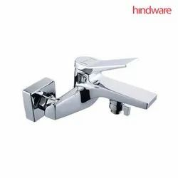 Hindware Edge Single Lever Bath and Hand Shower Wall Mixer, For Bathroom Fittings