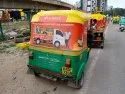 Outdoor Rexin Auto Rickshaw Branding Service, In Pan India, Mode Of Advertising: Offline