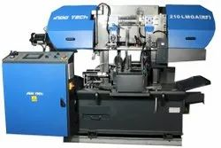 ITM-210LMGA(RF) - NC Fully-Automatic Double Column Bandsaw Machine On LMG