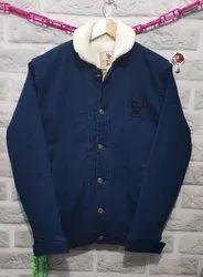 Full Sleeve Denium Stylish Jackets