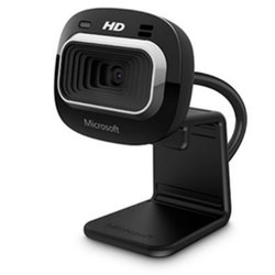 Black HD-3000 Microsoft LifeCam Webcam