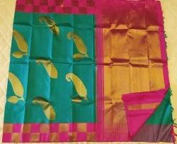 Unique Trendy Design Silk Saree