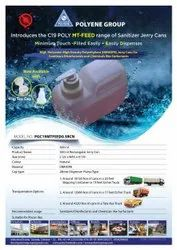 HDPE Hand Sanitizer Bottles