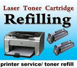 Printer Cartridge Refilling