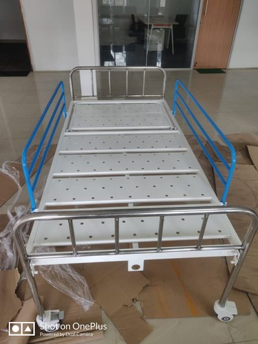 Armes Maini Semi Fowler Beds - Stainless Steel
