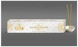 Ojya Sandalwood Premium Incense Sticks