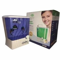 Water Lily RO UV Water Purifier, Capacity: 10 L