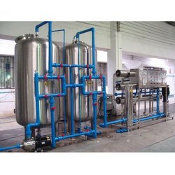 UV Carbon Steel HPLC Grade Water Purification System, Water Storage Capacity: 1000 L