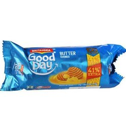 Britannia Goodday Butter Biscuit, Packaging Type: Packet