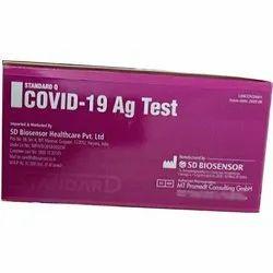 SD Biosensor Plastic Covid 19 Antigen Test Kit