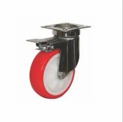 Swivel Brake SS L -TTB Series Caster Wheel