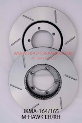 Brake Disc for M-HAWK LH / RH