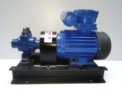 Rotary Vane LPG Transfer Pump
