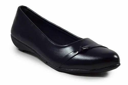 Slip On Black Ladies Corporate Formal