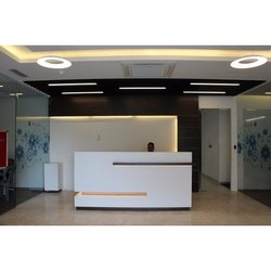Office Interior Designing Service, Work Provided: Wood Work & Furniture