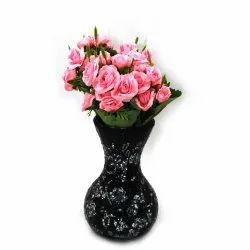 Artificial Rose Bunch Pair (Check Images For Color Options)