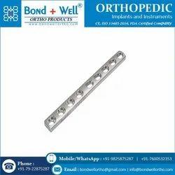 Orthopedic Narrow DCP Plates