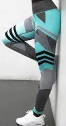 DSS Fashion Strechable Nylon Sports Legging