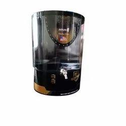 Aqua Dolphin RO UV Water Purifier, Capacity: 10 L