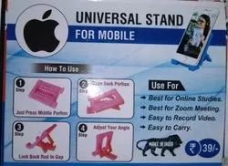 five colours UNIVERSAL STAND FOR MOBILE, Size: Medium