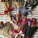 Assorted Chocolate Bouquet, For Gift Purpose