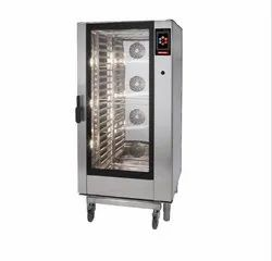 Industrial 36.7 Kw Inoxtrend, Combi Oven - 20 Tray Automatic, Size: Medium