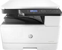 Monochrome HP MFP M436N Laserjet Printer, For Office, Up To 23 Ppm