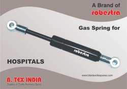 GAS SPRING FOR HOSPITALS