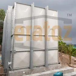FRP Water Storage Tank
