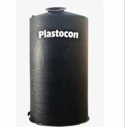 Plastic Chemical Storage Tank