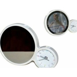 Magic Mirror With Clock