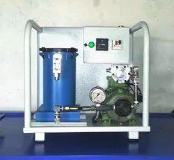 HF40 Hydraulic Filtration Skid