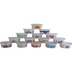 PP 35 Ml Printed Ice Cream Cup