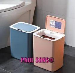 Touch Less Sensor Based  Bin
