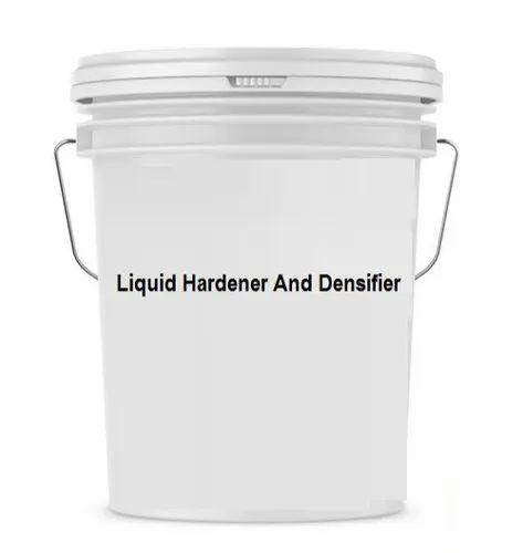 Liquid Hardener And Densifier